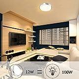 Ustellar 12W LED Deckenleuchte erse...
