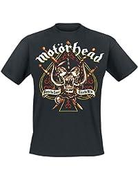 Motörhead Sword Spade T-Shirt schwarz