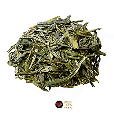 L'Empire Des Thés - Long Jing Puits du Dragon - Thé Vert Nature De Chine - 100G
