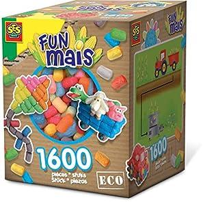 SES Creative Caja Grande Mezcla 1600 Funmais SES, Multicolor (24964)