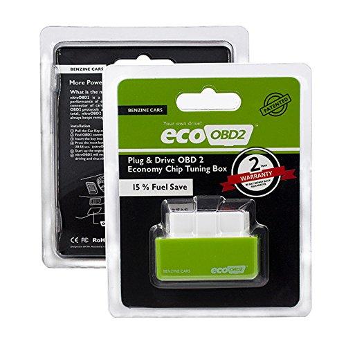 Eco OBD2Plug und Drive OBD2Wirtschaft Chip Tuning Box Power Fuel Optimierung Gerät für Waschbenzin Cars