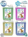 Pet orgullo de la perrera/cattery desinfectante, limpiador, ambientador 5L–25L, 10 litros