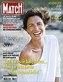 Paris Match n° 3352 du 15 Août 2013 - Alessandra Sublet (couv'), Marbella (8p)