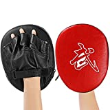 #4: Zorbes 1pcs Punch Mitts Suitable for Boxing, MMA, Thai Boxing, Kickboxing, Boxercise, Karate, Taekwondo, Krav MAGA, Wing Chun Other Martial Arts