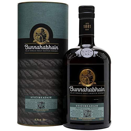 BUNNAHABHAIN ISLAY SINGLE MALT SCOTCH WHISKY STIUIREADAIR 70 CL