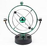 Pendule électrique Magnétique Cinétique Orbital Newton Céleste Tournant Jouet Décoration Table Bureau