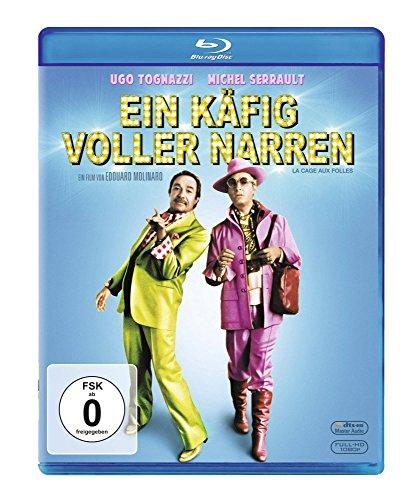 Ein Käfig voller Narren [Blu-ray] -