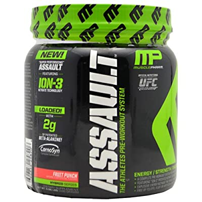 Muscle Pharm Assault Pre-Workout System from Muscle Pharm