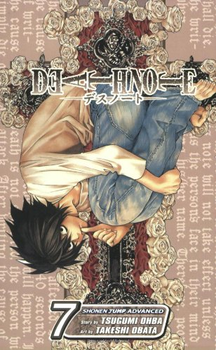 DEATH NOTE GN VOL 07 (C: 1-0-0): v. 7