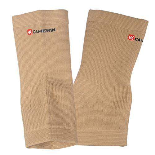 kilofly Plantarfasziitis Foot Compression Knöchelbandage Sleeve Socken, 1Paar (2-wege-stretch-socke)