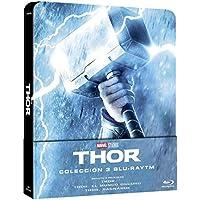 Steelbook Trilogía: Thor