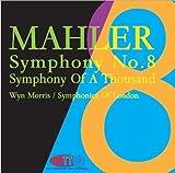 """Mahler: Symphony No. 8 """"Symphony of a Thousand"""" & Symphony No. 10 (Blu-ray Audio)"""