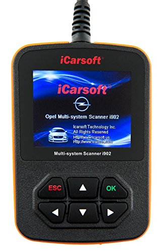 iCarsoft i902 Diagnosegerät