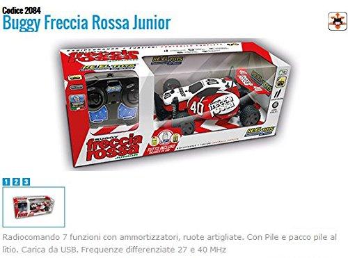 FRECCIA ROSSA RADIOCOMANDO 2084