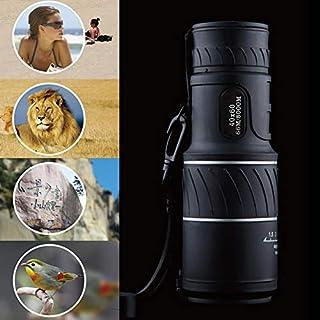 Queta 40x60 HD Fernglas mit hoher Vergrößerung, Weitwinkel, Nachtsicht