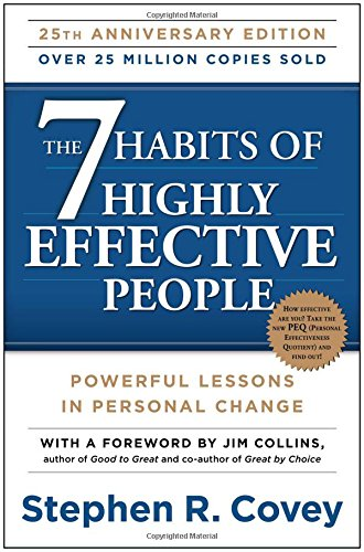 The 7 Habits of Highly Effective People: Powerful Lessons in Personal Change (Free Press)