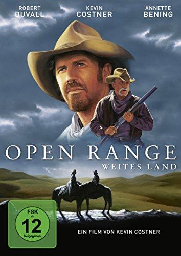 Open Range - Weites Land (Einzel-DVD) -