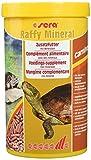 sera raffy Mineral 1.000ml Futter für Wasserschildkröten - schließt Versorgungslücken zuverlässig - schmackhafte schwimmende Futtersticks zur ergänzenden Fütterung