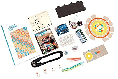 Generic K000007 The Arduino Starter Kit (Official Kit from Arduino with 170-page Arduino Projects Book)