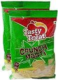 #10: Big Bazaar Combo - Tasty Treat Papad - Crunch Masti (Diamond), 200g (Buy 1 Get 1, 2 Pieces) Promo Pack