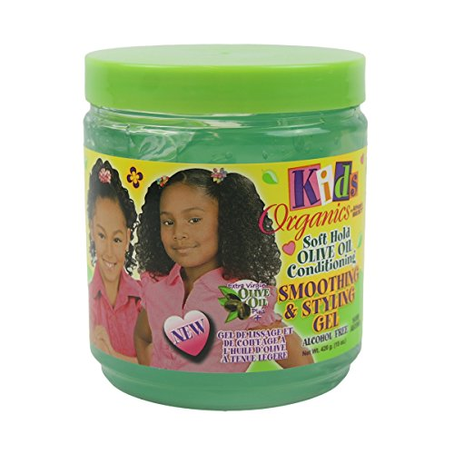 Africas Best Organics Kids Smoothing and Styling Gel / Gel für Kinderhaar