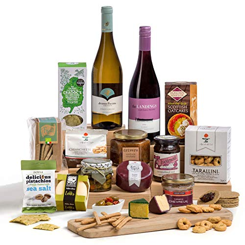 Hay Hampers Cheese & Wine Party Hamper Gift