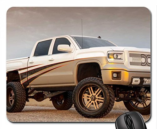 2014-gmc-sierra-by-complete-customs-mouse-pad-mousepad
