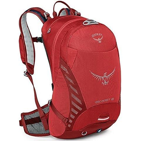 Osprey Escapist 18 Rucksack S/M red 2015