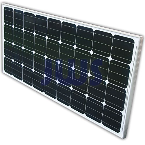 160Watt Solarpanel 12 Volt Monokristallin
