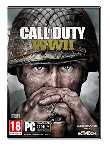 Call-of-Duty-WWII-Digital-Zombies-Weapon-Camo-Zombies-Prima-Strategy-Add-On-Exclusive-to-Amazoncouk-PC-Download-only-No-Disc-Incuded