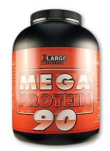 XLarge Nutrition Mega Protein 90 Vanille - 3000g Dose Mehrkomponentenprotein