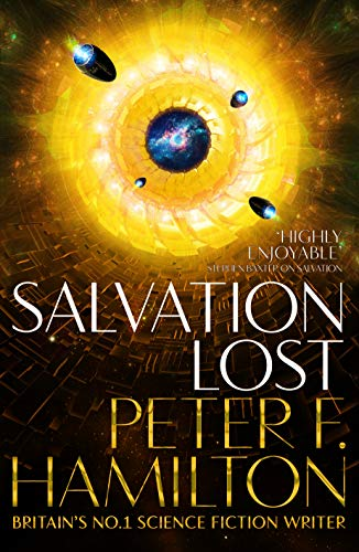 Salvation Lost (The Salvation Sequence) (English Edition)