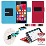 Gionee Elife S7 Hülle Cover Case in Rot - innovative 4 in