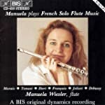 Manuela Plays French Solo Flute Music