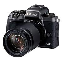 Canon EOS M5+ 18–150Noir