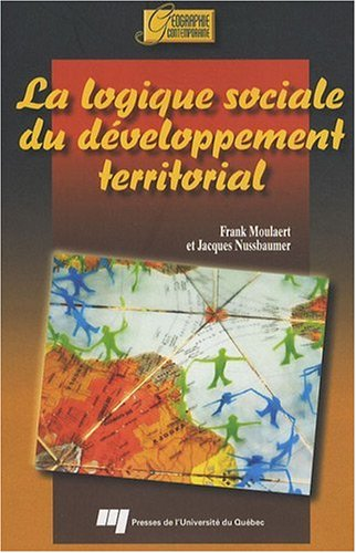 La logique sociale du développement territorial