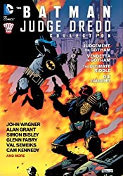 The Batman/Judge Dredd Collection by Alan Grant (2014-01-07)