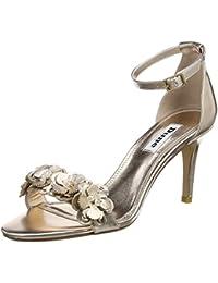 Dune Damen Magnolea Ankle Strap Heels