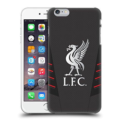 Offizielle Liverpool Football Club Wappen Away Trikot Kit 2016/17 Ruckseite Hülle für Apple iPhone 6 / 6s Liver Bird Away Trikot