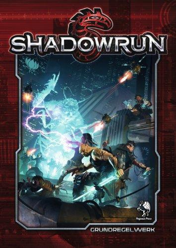 Pegasus Spiele Shadowrun: Regelbuch, 5. Edition (Hardcover)