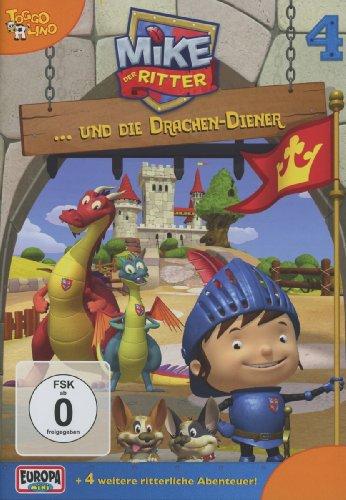 Vol. 4: Mike und die Drachendiener