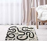 LUUK LIFESTYLE Kinderteppich mit Strassen Motiv, 60x90 cm, Spielteppich für Kinderzimmer, Babyzimmer, Babygeschenk, Kindergeschenk