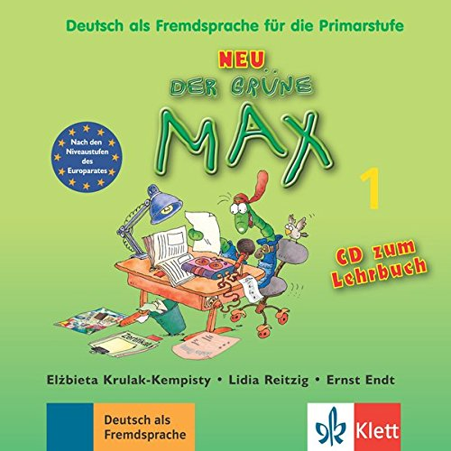 Der Grüne Max 1 Neu. Lehrbuch 1