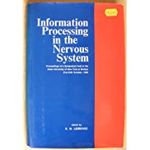 Information processing in the nervous system