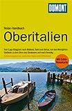 DuMont Reise-Handbuch Reiseführer Oberitalien - Nana Claudia Nenzel
