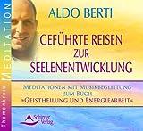 Geführte Reisen zur Seelenentwicklung: Meditationen mit Musikbegleitung zum Buch