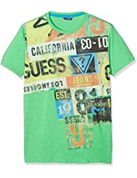 Guess L72i30jr00z, T-Shirt Garçon