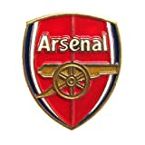 Arsenal AFC Gunners Football Club Metal Pin Badge Crest Logo Emblem Official