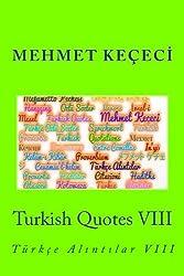 Turkish Quotes: Volume 8