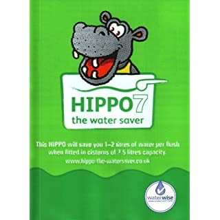 Hippo 7 The Water Saver